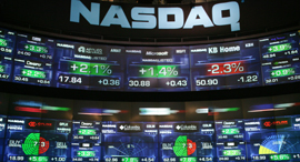 Stocks traded on the Nasdaq. Photo: Getty Images