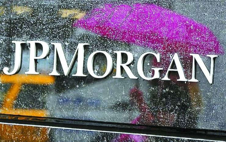 J.P. Morgan Chase headquarters in New York /AFP-Yonhap
